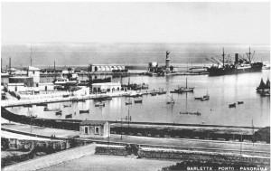 Il porto antico di Barletta