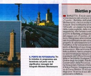 La Gazzetta del Mezzogiorno 13-03-2011
